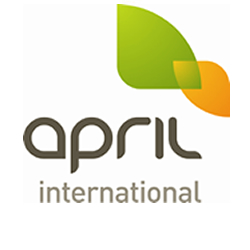 Logo april international