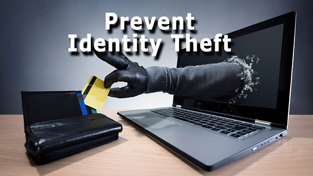 Guide to preventing identity theft