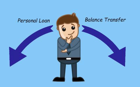 Personal loan balance transfer  1